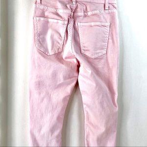 American Bazi Jeans - American Bazi High Waist distressed ripped jeans